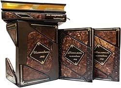 """Подарочный комплект книг """"Изменившие мир"""" в 4 томах"""
